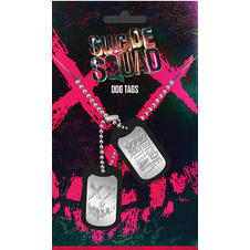 Dog Tags Suicide Squad -