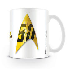 Tasse Star Trek 50th Anniversary -