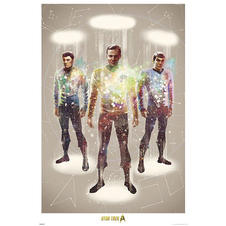 Poster Star Trek 50th Anniversary -