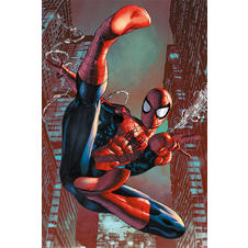 Poster Spiderman Comic -