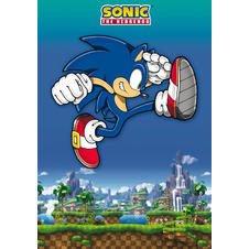 Poster Sonic The Hedgehog -