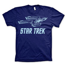 T-Shirt Star Trek -