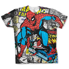 T-Shirt Spiderman -