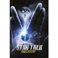 Poster Star Trekt - Discovery