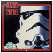 Calendrier 2018 Star Wars -