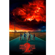 Poster Stranger Things -