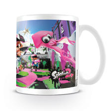 Tasse Splatoon 2 Game Over