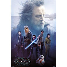Poster Star Wars Episode 8 -