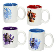 Set de 4 tasses à expresso Star Wars -