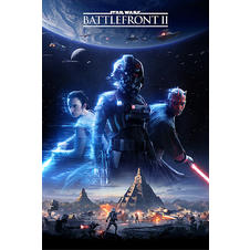 Poster Star Wars Battlefront 2 -