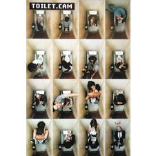 TOILET.CAM POSTER, Affiche