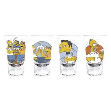 Shooters Les Simpson