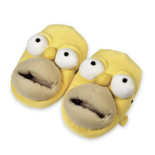 LES SIMPSON CHAUSSONS HOMER