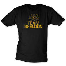 T-Shirt Team Sheldon