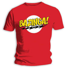 T-shirt The Big Bang Theory