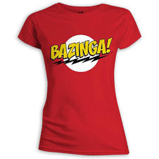 T-shirt pour femme The Big Bang Theory