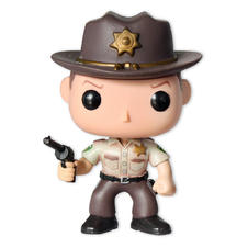 Figurine qui bouge la tete The Walking Dead