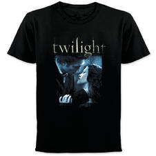 T-Shirt Twilight Edward & Bella