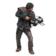 Figurine d'action The Walking Dead Deluxe 10""