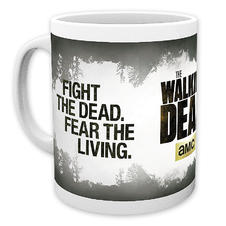 Tasse The Walking Dead Fight