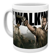Tasse The Walking Dead Bannière