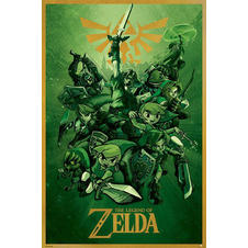 Poster The Legend of Zelda