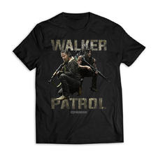 "T-Shirt ""The Walking Dead """