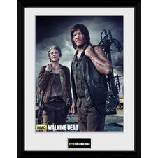 Imprimer de collectionneur The Walking Dead