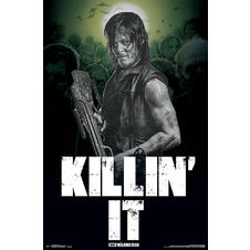 Poster The Walking Dead - Daryl /
