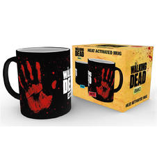 Tasse thermosensible The Walking Dead -
