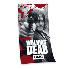 Serviette de bain The Walking Dead -