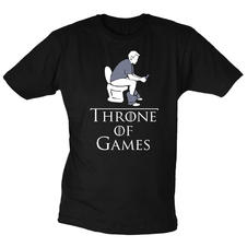 T-Shirt Throne of Games