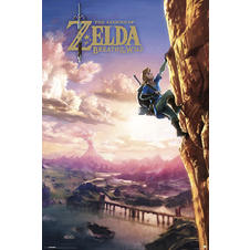 Poster The Legend of Zelda -