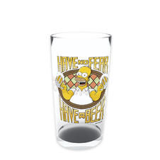 Verre The Simpsons -
