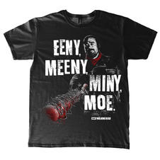 T-Shirt The Walking Dead - Negan