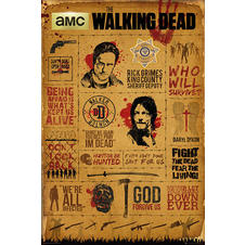 Poster The Walking Dead -