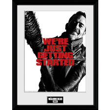 Collector Print The Walking Dead -