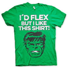 T-Shirt The Hulk -