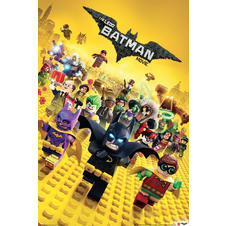 Poster The Lego Batman Movie -
