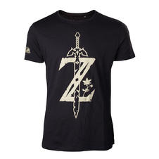 T-Shirt The Legend of Zelda -