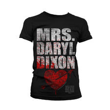 T-Shirt Girlie The Walking Dead -