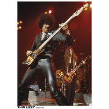 Poster Thin Lizzy -