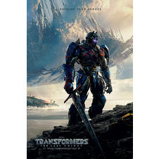 Poster Transformers The Last Knight -