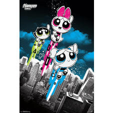 Poster The Powerpuff Girls -