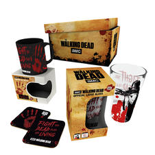 Set de cadeau The Walking Dead -