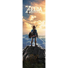 Poster de porte The Legend of Zelda -