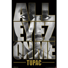 Poster Tupac - All Eyes