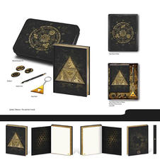 Set Articles de papeterie The Legend of Zelda