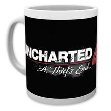 "Tasse Uncharted 4 ""A Thief's End"""