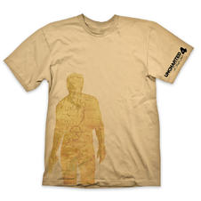 "T-Shirt Uncharted 4 ""Nathan Drake -"